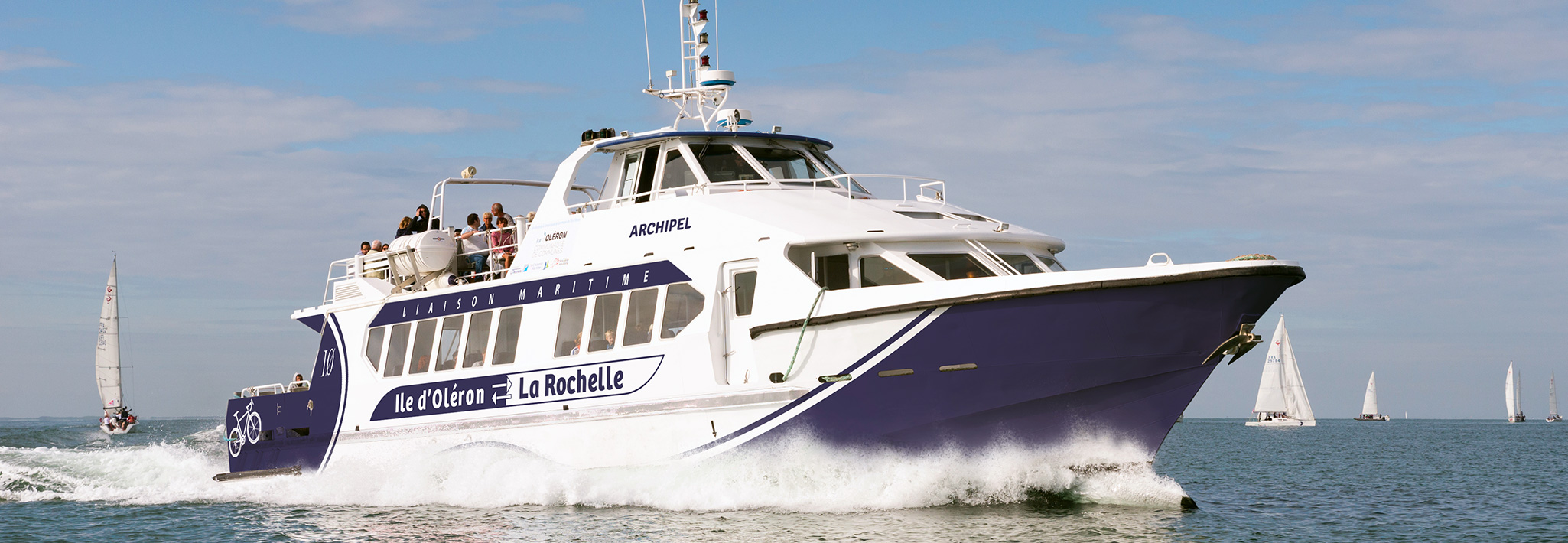 La Rochelle île D Oléron Liaison Maritime